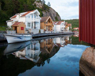 Farsund resort noorwegen vissen