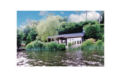 vakantiehuis vissen in silkeborg aan het water Borre so