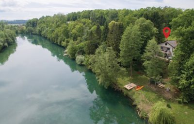 vissen en vakantie slovenie