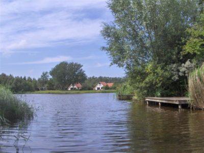 vissen op Landal Suyderoogh