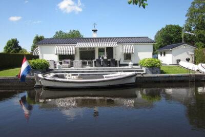 vissen op de langweerderwielen friesland