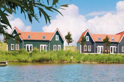 vissen op Roompot Vakantiepark Aquadelta