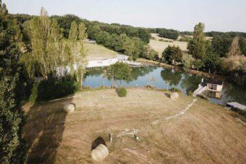 Karpervissen op La Parenthèse - Camping Les Ormes