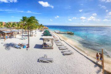 vissen op Eden Beach Resort Bonaire