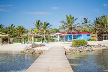 vissen op bonefish Sorobon Beach & Wellness Resort